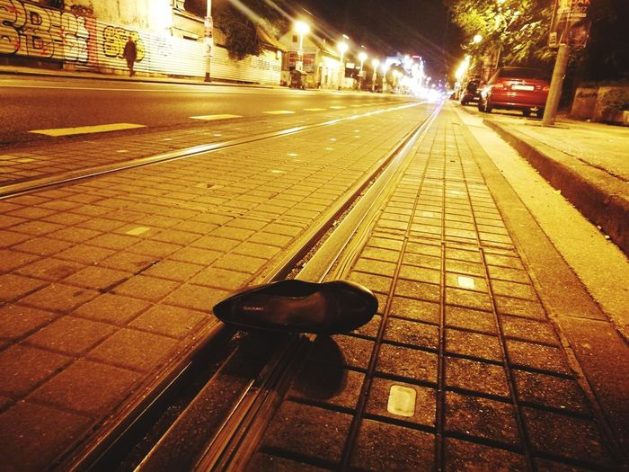 Cinderella Transportation Illuminated Street City Road No People Outdoors Night Architecture Zagreb Croatia Eye4photography  Weekend Activities Cinderella Was Here Cinderella Shoes
