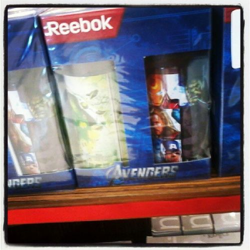 Reebok Avengers deodourant collection ... Wondering what the Hulk would smell like... Like ewww... How is it a deo then?? Avengers Hulk Reebok Deodourant Deo Smell Mall