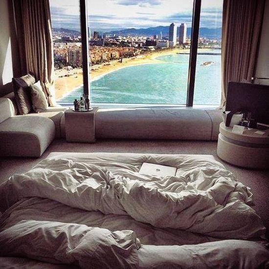 Beach Bed Beautiful