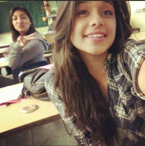 this girl {: