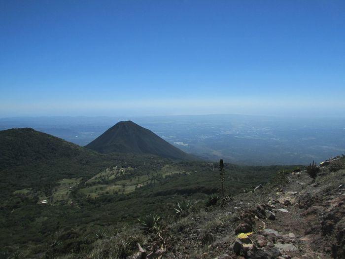 Izalco, El Salvador. First Eyeem Photo Izalco Elsalvadorimpresionante Landscape Volcano ElSalvador  Natural Beauty
