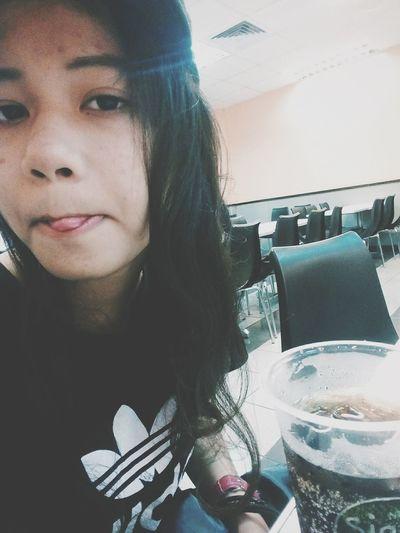 Eat Selfie ✌ I'm Hungry  Done! Hahaha