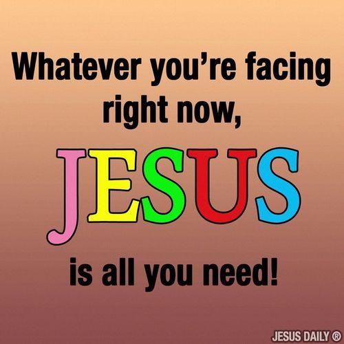 I love jesus .....
