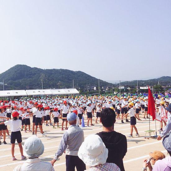 運動会 Sports Day