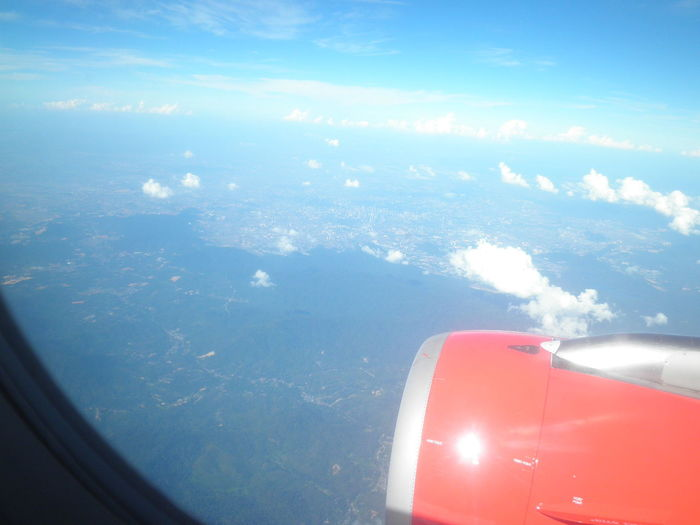 Beautiful sky Airplane AirPlane ✈ Back Home Cloud - Sky Day Flying Sky Sky And Clouds Sky View
