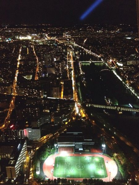 Learn & Shoot: After Dark Hello World Paris at night Enjoying Life