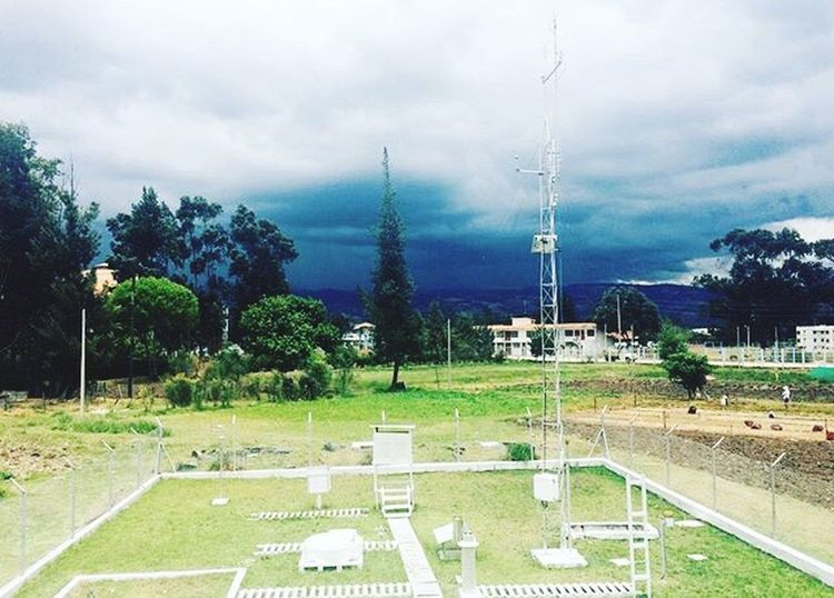 EyeEmNewHere Cajamarca-Perú Meteorological Station The City Light The City Light EyeEmNewHere Flying High