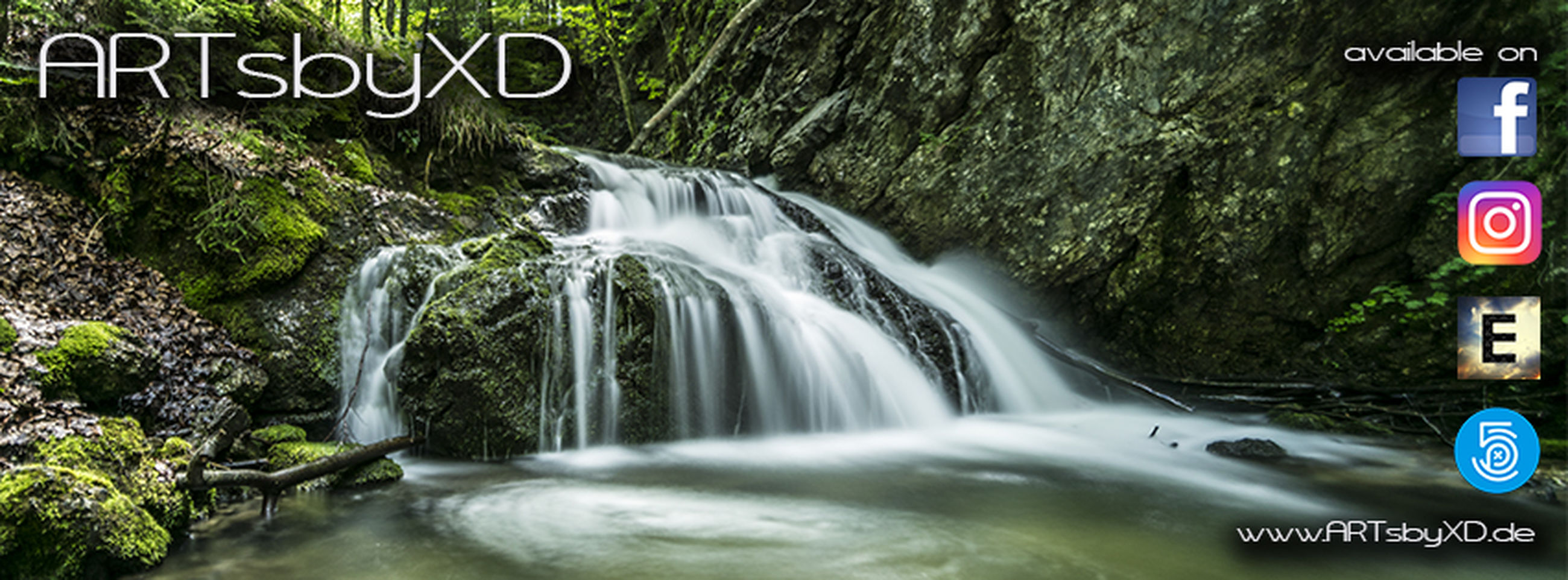 water, waterfall, motion, long exposure, blurred motion, flowing water, beauty in nature, nature, flowing, no people, scenics, outdoors, environment, speed, freshness, tree, day, close-up