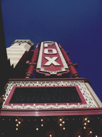 The Fox Theatre is one of my most favorite places❤️