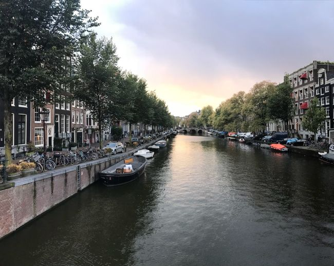Canal in