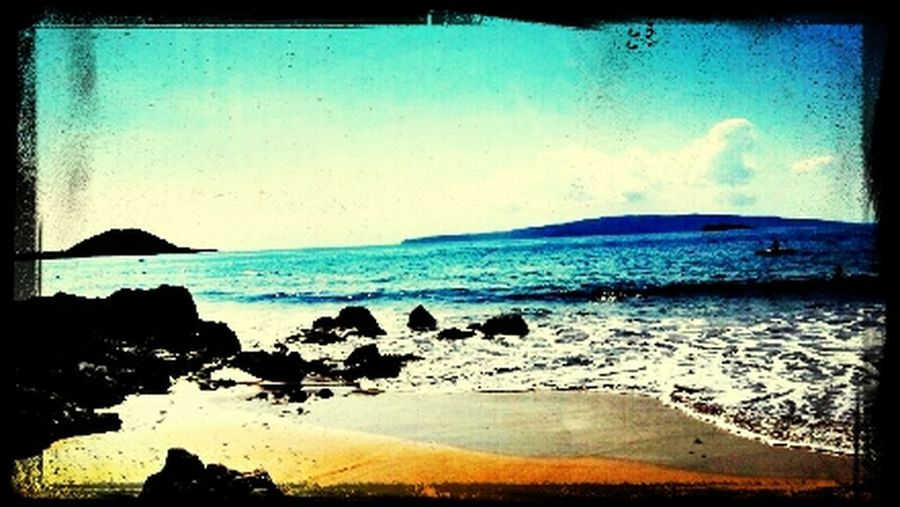 beautiful day on Maui!!! beach all day:)