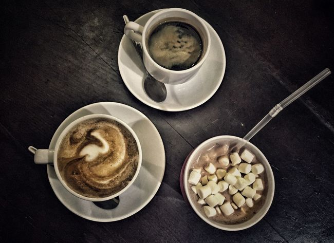 coffee time Coffee Coffee Time Cafe Rustic Table Drink Nobody Beverage Coffee Break Cacao Marshmallows Cappuccino Americano Coffee Americano Mug Cup Cup Of Coffee White Three