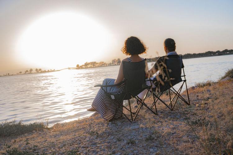 Family Izmir Sunset_collection Türkiye Family Time Izmirlife Love ♥ Sea And Sky Seaside Sun Sunset