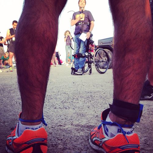 Dubai Run in aid of Wings for Life. Running for those who can't! WFL World Run Wings For Life Dubai