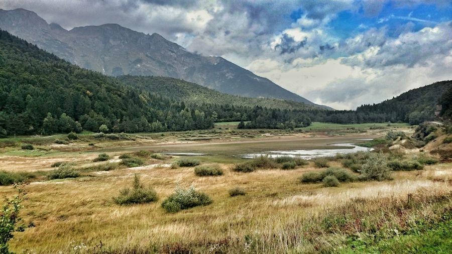 Andalo Trento Italy World Nature Photography Beautiful Montains    Lake Alpinelake Smartphonephotography