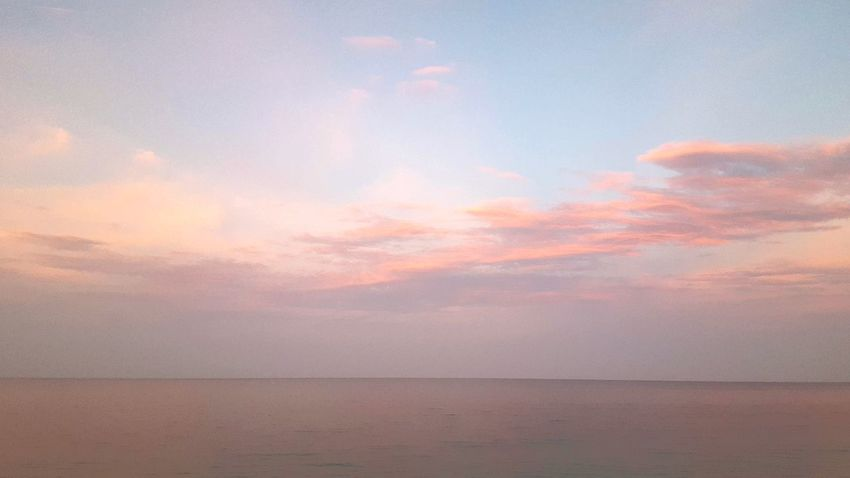 Tranquility Pastel Colors Tranquil Scene Beauty In Nature Pastel Colored Color Me Pink Paint me a picture Horizon Over Water No People Warming The Soul Seaside Life Take A Walk Off A Short Pier Ocean❤ Bikini Time❤ Dramatic Sky Sexy♡ In My Dreams. Wrapped Up In Colors Beauty In Nature After The Rain Came The Sun Seashore NakedButts Pink Sunset Pinklips Morning Coffee Ocean_Collection ~~