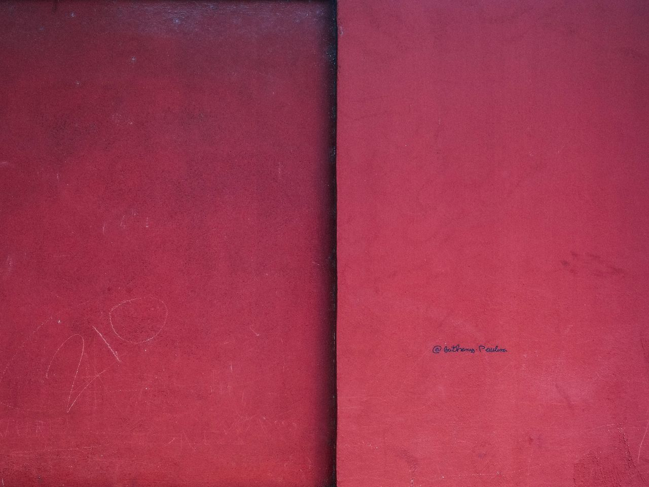Close-up of maroon hardcover books