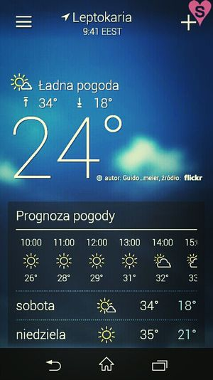best weather!