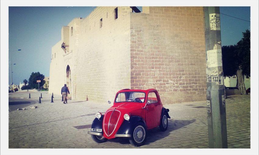 باب الغربي Medina Sousse