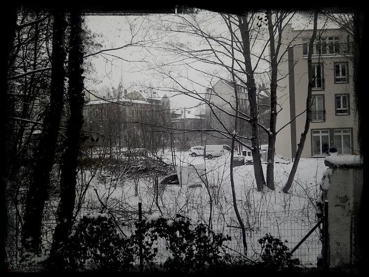 Unaufhörlich Winter.