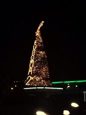 Christmas Celebration Night Lights Shopping ????