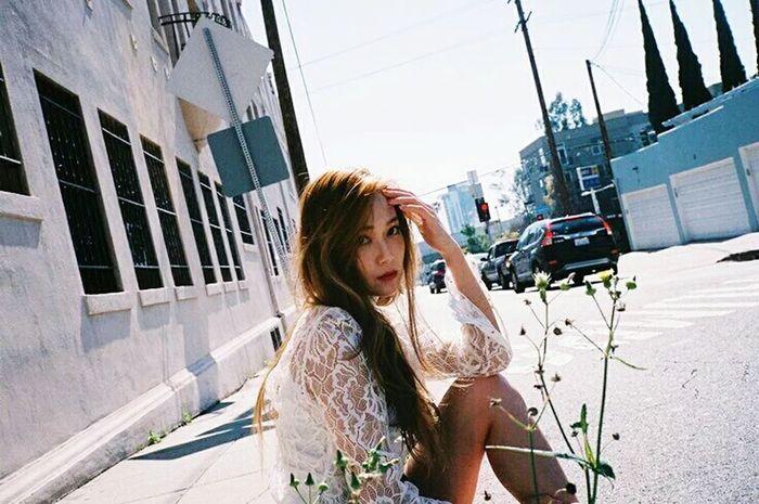 Jessica Jung ☁ Jessica Jessicajung GirlsGeneration Soshi Snsd Jessica 💖