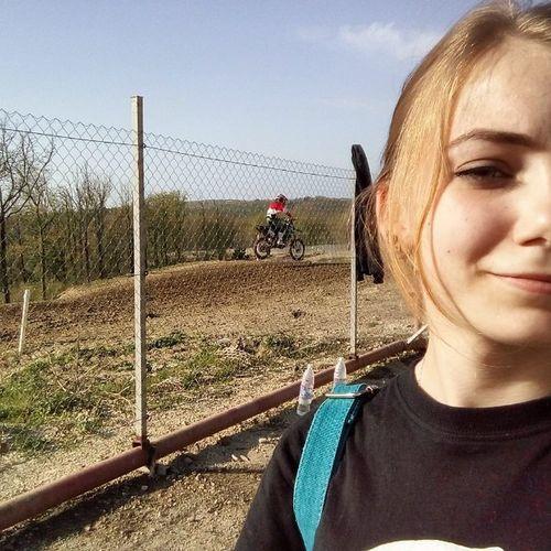 Ммммммммм мотокросс Motocross селфи трюки