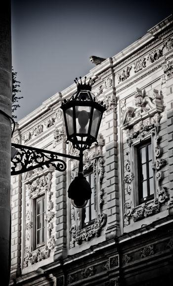 Barocco Barocco Leccese Baroque Baroque Architecture Italy Lampione Lecce Light