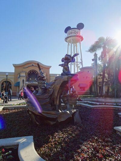 Paysage Landscape Disneylandparis Disneyland Paris Disneyland Seine Et Marne Disney Sun France Sonyhx90v Sony Disneystudios Mickey Mouse Mickey Showcase: February