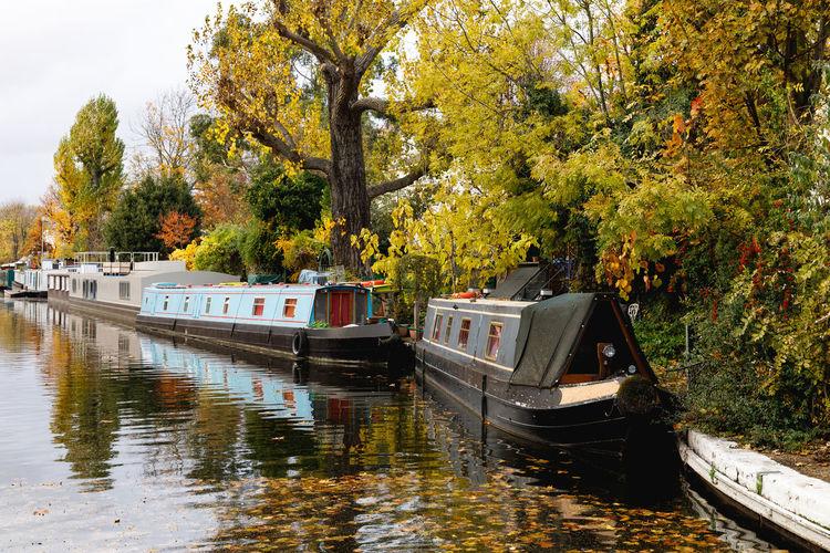 Autumn in London Autumn Mood