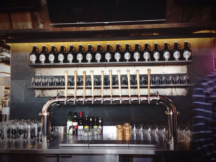 10 beers on tap!We are ready to serve! At Whole Foods Market Chambers Bay