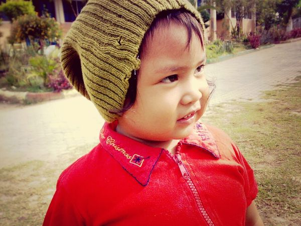 lil Balqis Cute Baby Little Girl My Little Sister