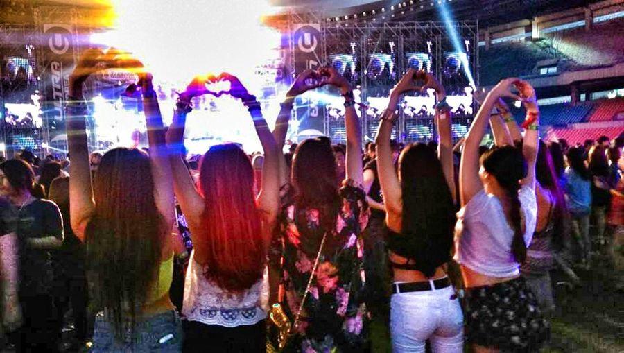 Music Festival Moments By Fltr Magazine Ultrakorea2014