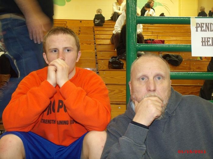 Me An The Old Man