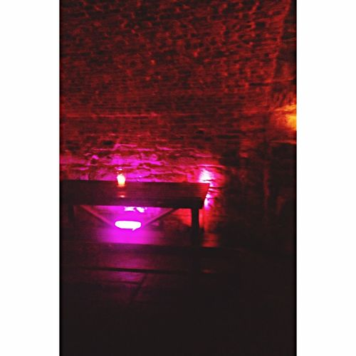 The caves -