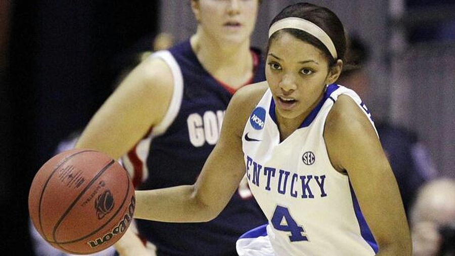 Keyla Snowden... Who said all female basketball players are ugly!? My Celebrity Crush