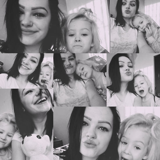 Have A Nice Day! We Cheerfully Supergirl💪🏻 Supergirls❤ Kids With My Baby :*