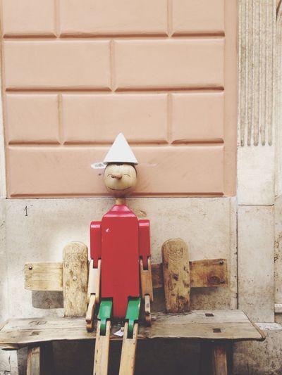A signs of Beautiful Liar. Pinocchio. First Eyeem Photo