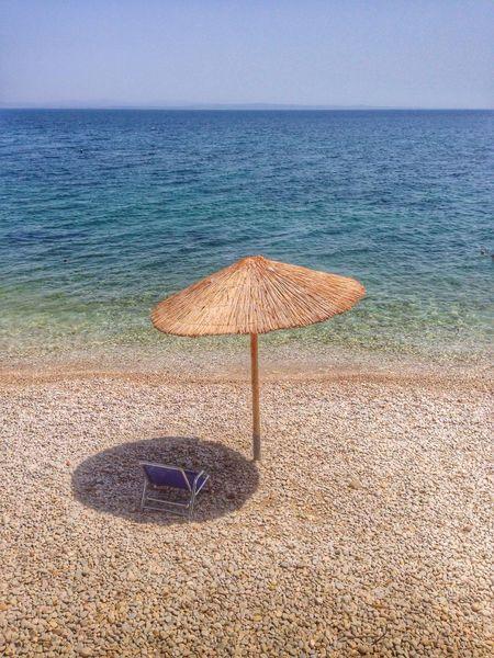 Enjoying The Sun Greece Relaxing Chios