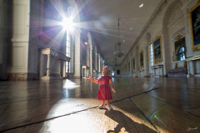 Le Grand Trianon Versailles Castafiore Bianca Lalalala ☀️💥