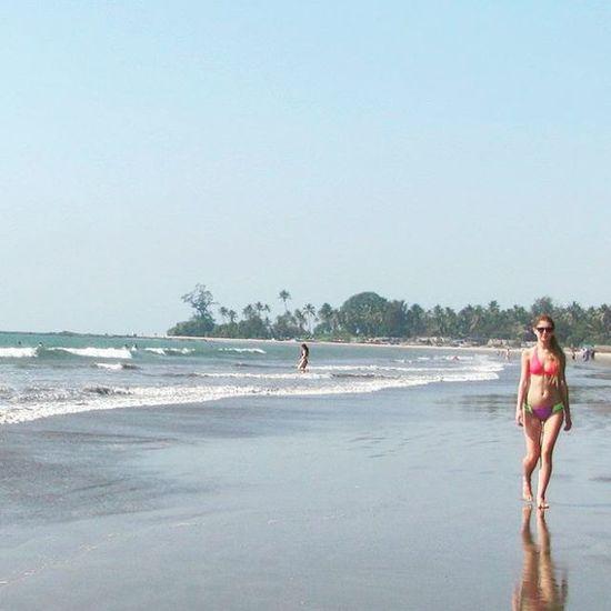 Morgim Goa Beachinindia Beach Swimsuit Fun Photography Dassaumen Saumendas Das Saumen Sdas Dass Sid Arabian Sea Arabiansea Weekends Travel
