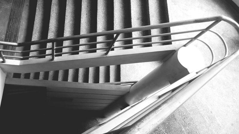 EyeEm Best Shots - Black + White Symmetry Eyeem Black And White Stairs