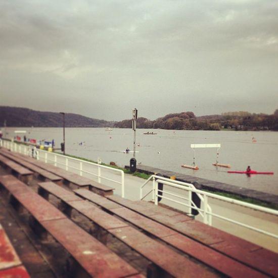 #Kanu #see #lake #baldeneysee #relaxing