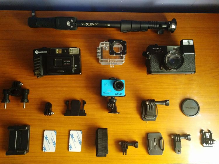 Camera Setup & Collections..!! Technology Wireless Technology Large Group Of Objects Equipment Indoors  No People Electrical Equipment Communication Close-up Day Photography Live Your Dream .. Share Your Passion .. EyeEm Best Shots High Angle View Variation