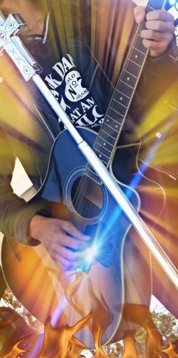 One Person Close-up Zoom In Popular Photos Concert Teenager Guitar Player Rock Band MyEdit Eye4photography  Eyeem Photography Musical Instrument Musician Guitarist Plucking An Instrument Music Performance Guitar Rock Music Enjoyment Young Man EyeEm Best Edits Popular Photo