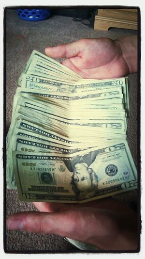 #money #stackin