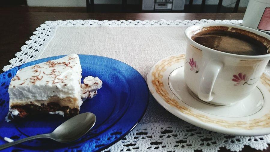 Bajram 😀 Taking Photos Check This Out Hello World Bajram Enjoying Life Dessert Coffee My World Of Food