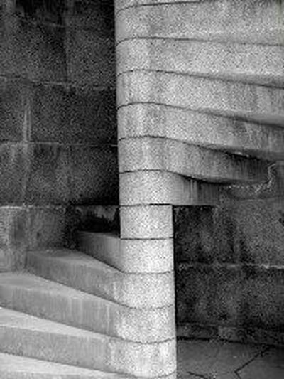 From My Point Of View Fort spiral staircase