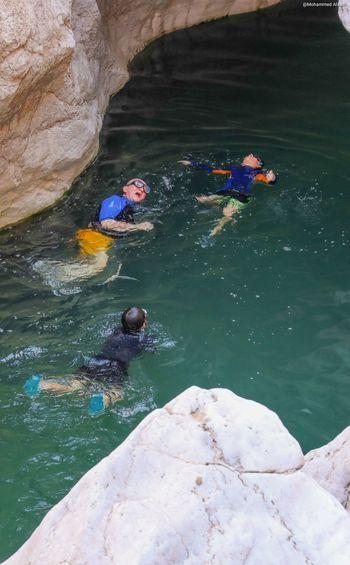 Oman Wadi Bani
