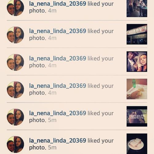 Shoutout the homie and new follower of mines @la_nena_linda_20369 for the love and likes on my page....everyone when u get time follow her page she stay Stayactive have a good day ya'll
